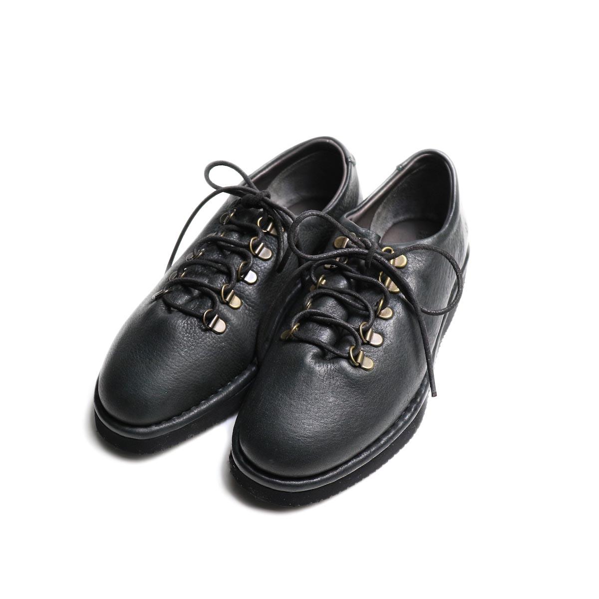 Punto Pigro / SOFT MOUTAIN BOOTS (black) 全体