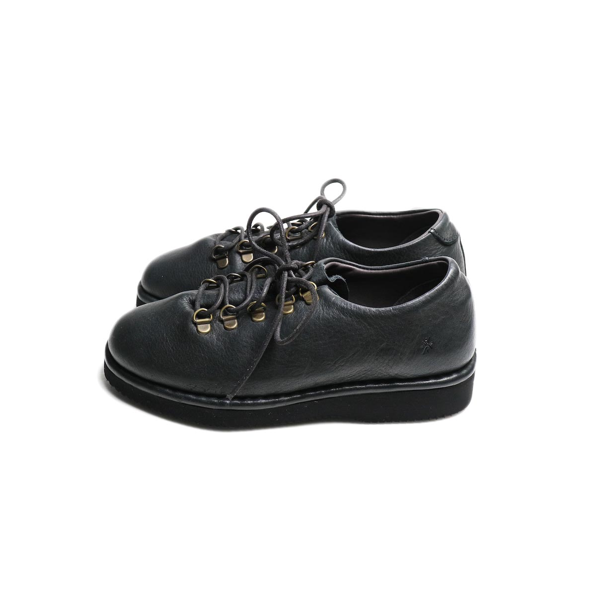 Punto Pigro / SOFT MOUTAIN BOOTS (black) 横