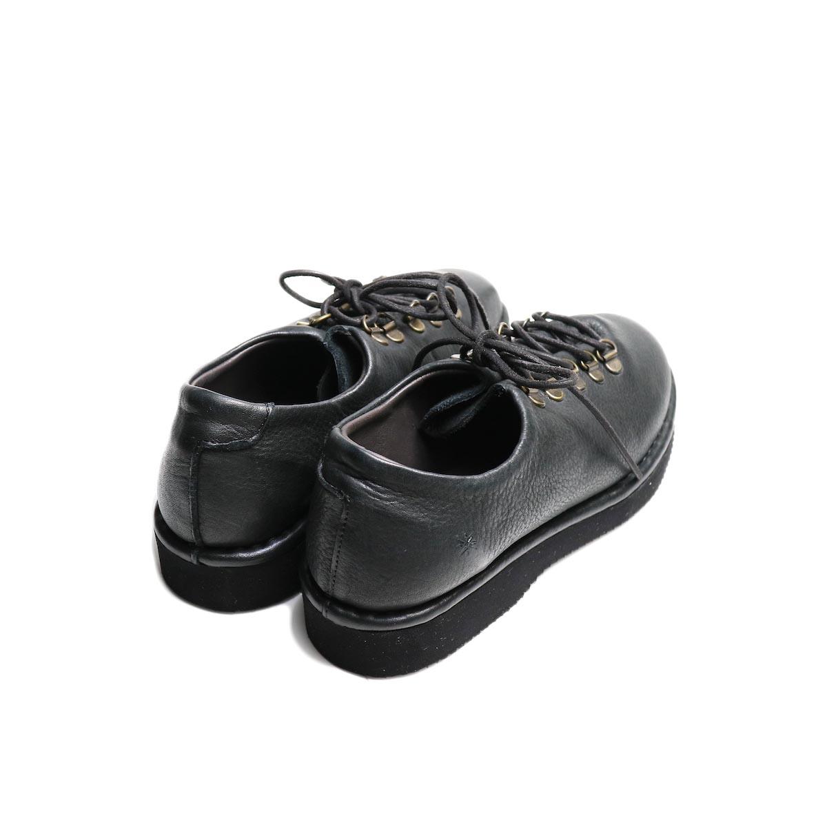 Punto Pigro / SOFT MOUTAIN BOOTS (black) 斜め後