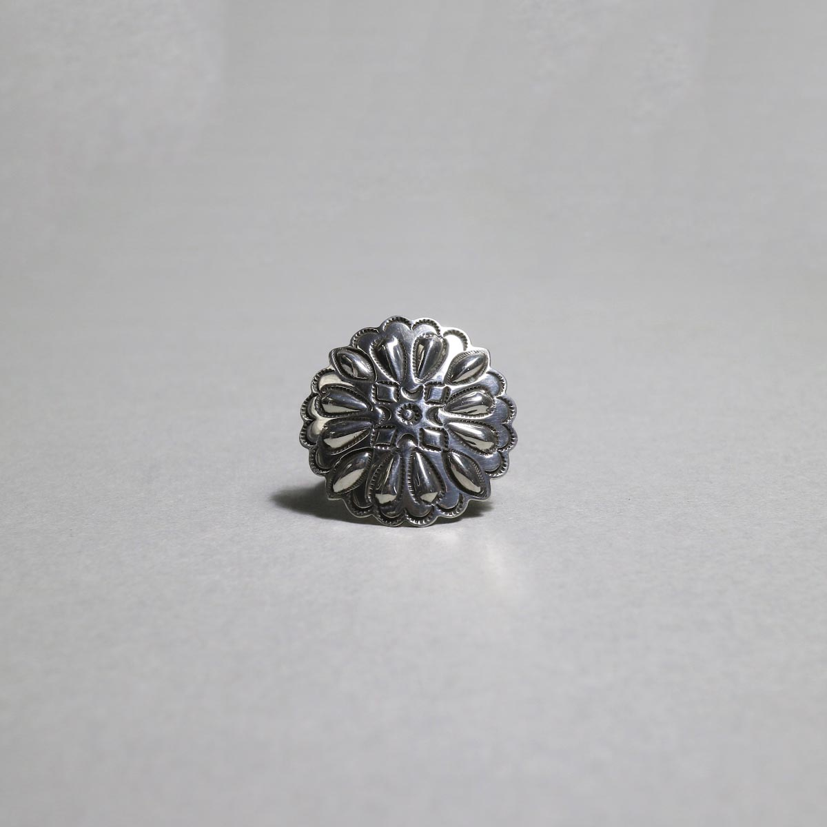 RAY ADAKAI / Concho Ring (A)