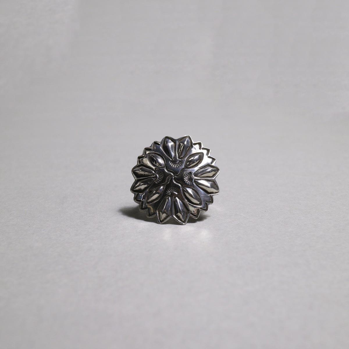 RAY ADAKAI / Concho Ring (B)