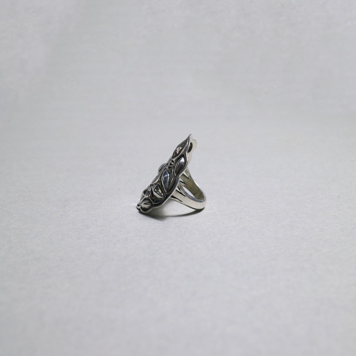 RAY ADAKAI / Concho Ring (C)ヨコ