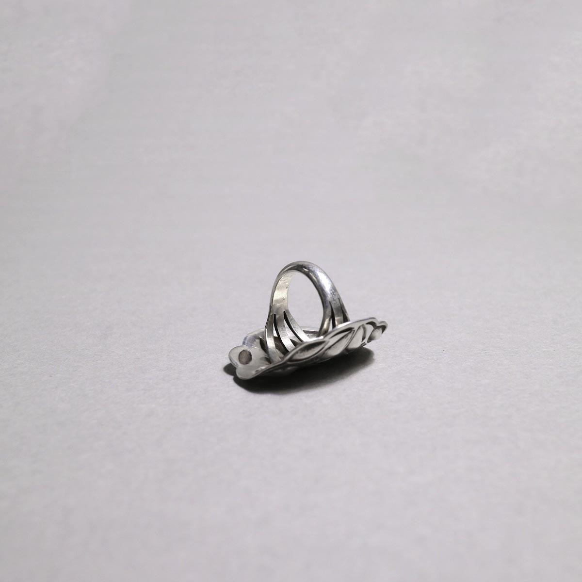 RAY ADAKAI / Concho Ring (C)リング部分