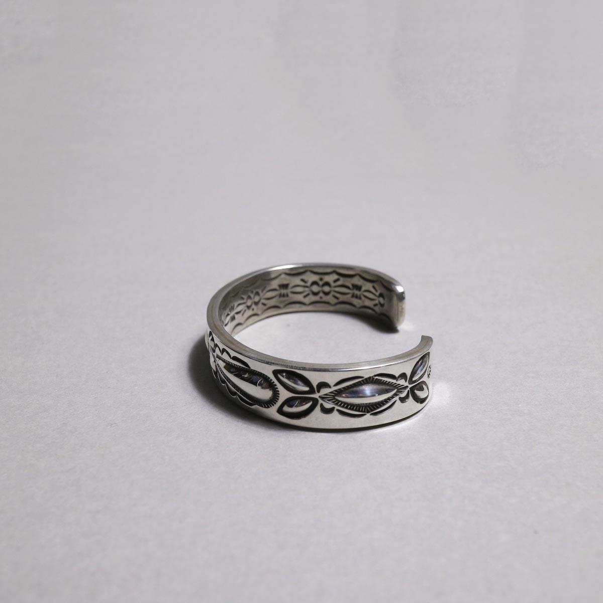 RAY ADAKAI / Double Stamp Bracelet (A)横