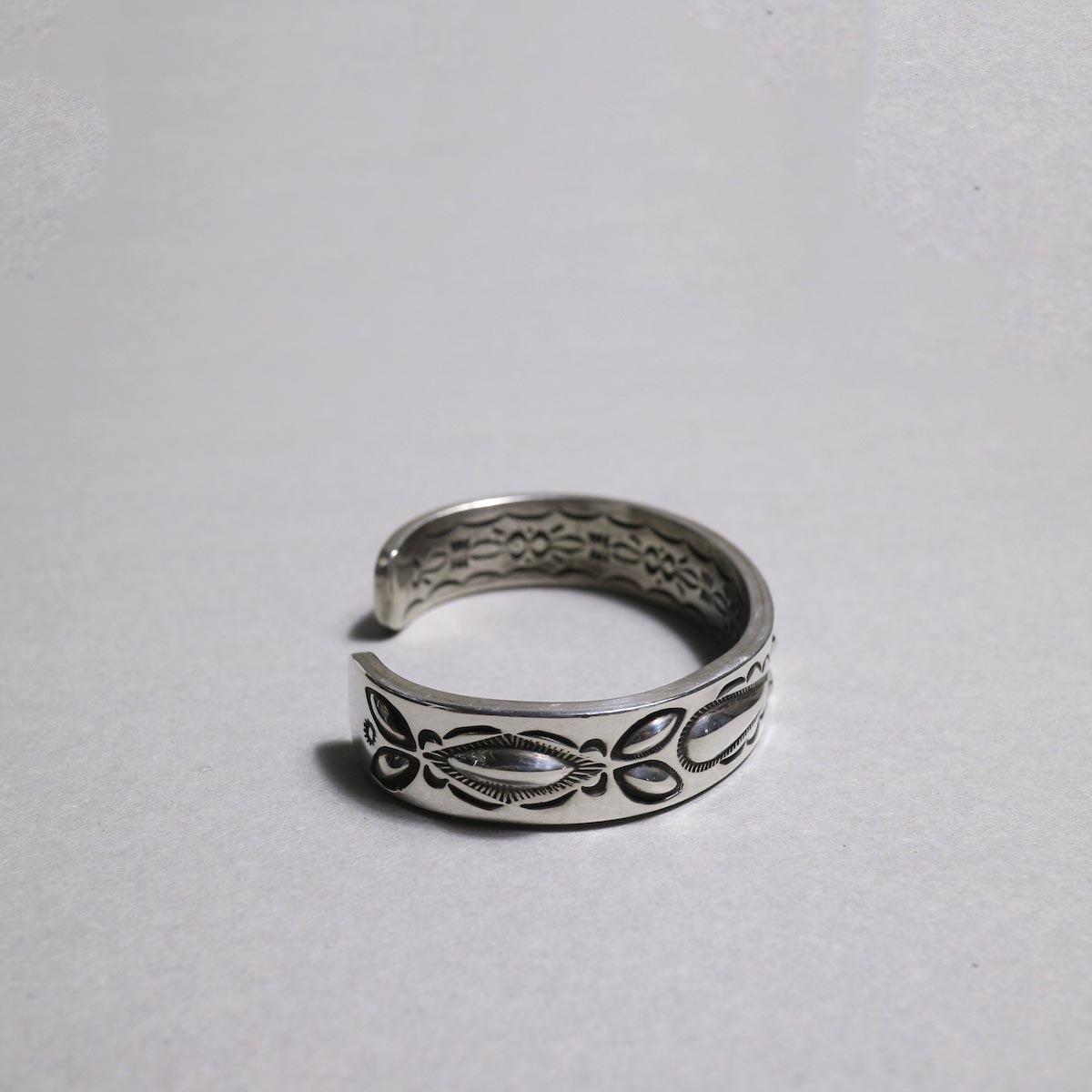RAY ADAKAI / Double Stamp Bracelet (A)横②