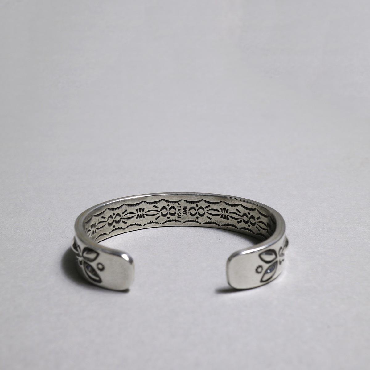 RAY ADAKAI / Double Stamp Bracelet (A)内側スタンプ