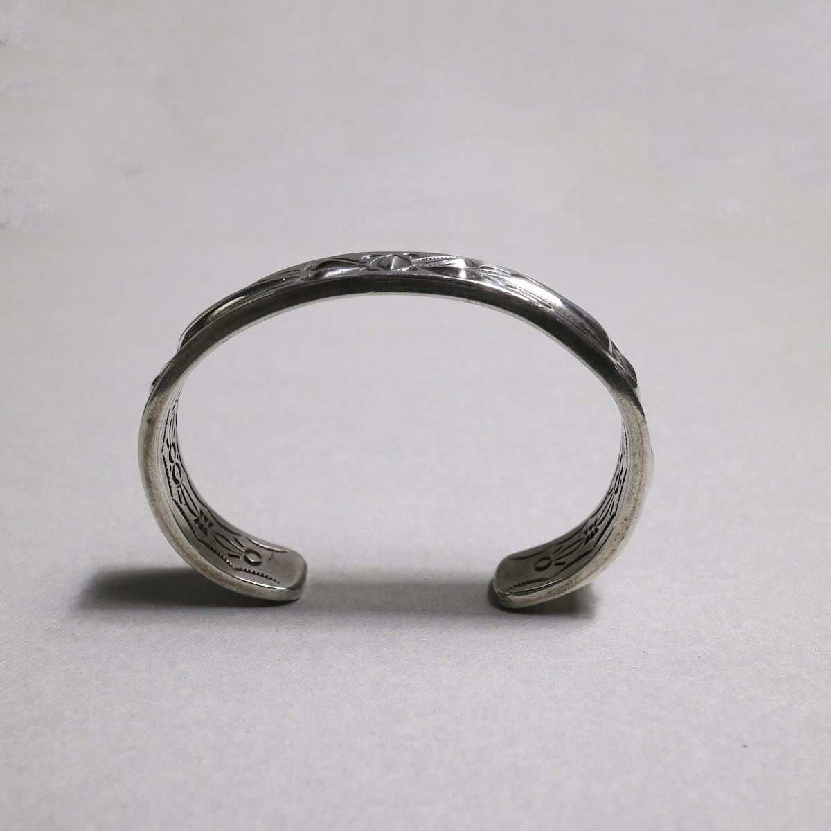 RAY ADAKAI / Double Stamp Bracelet (A)全体