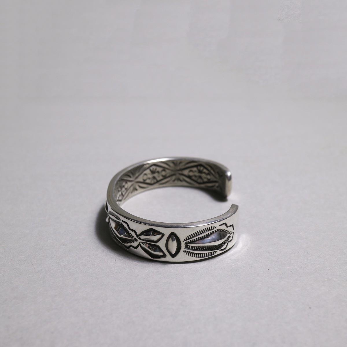 RAY ADAKAI / Double Stamp Bracelet (B)横