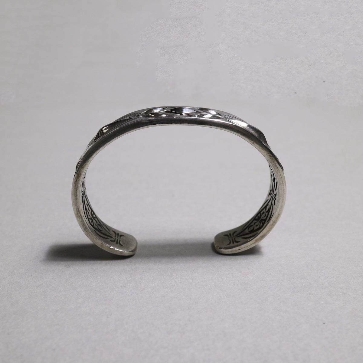 RAY ADAKAI / Double Stamp Bracelet (B)全体