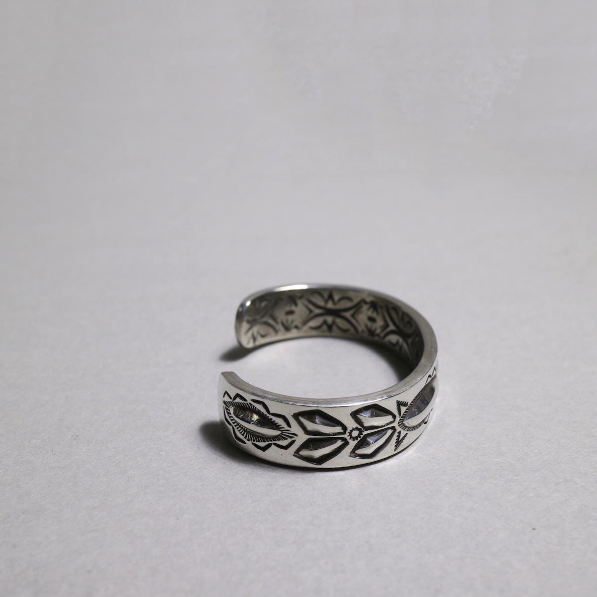 RAY ADAKAI / Double Stamp Bracelet (C)横