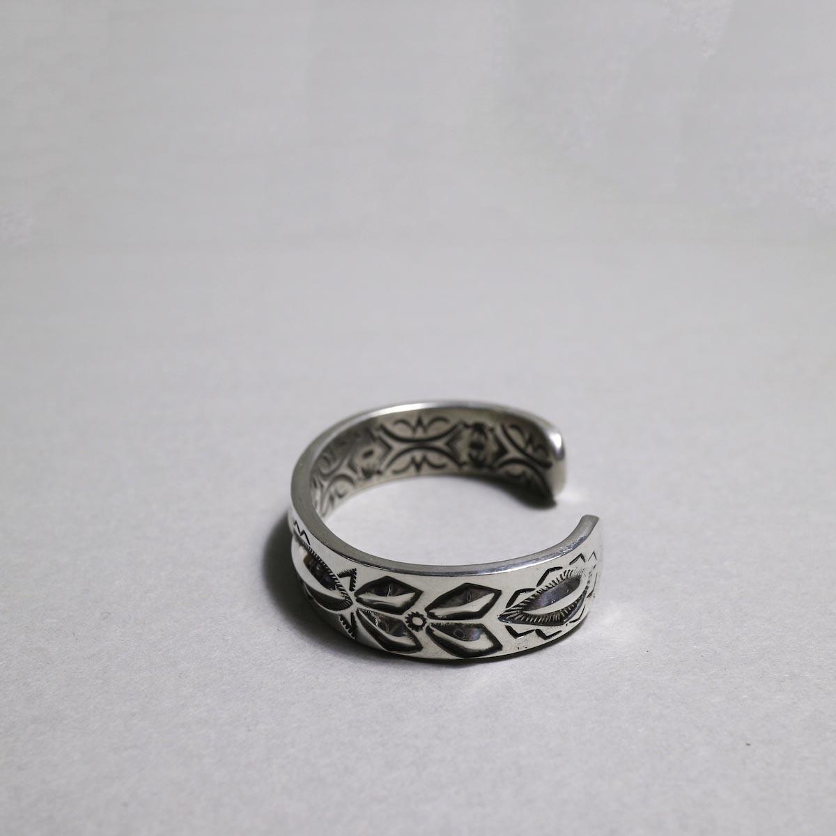 RAY ADAKAI / Double Stamp Bracelet (C)横②