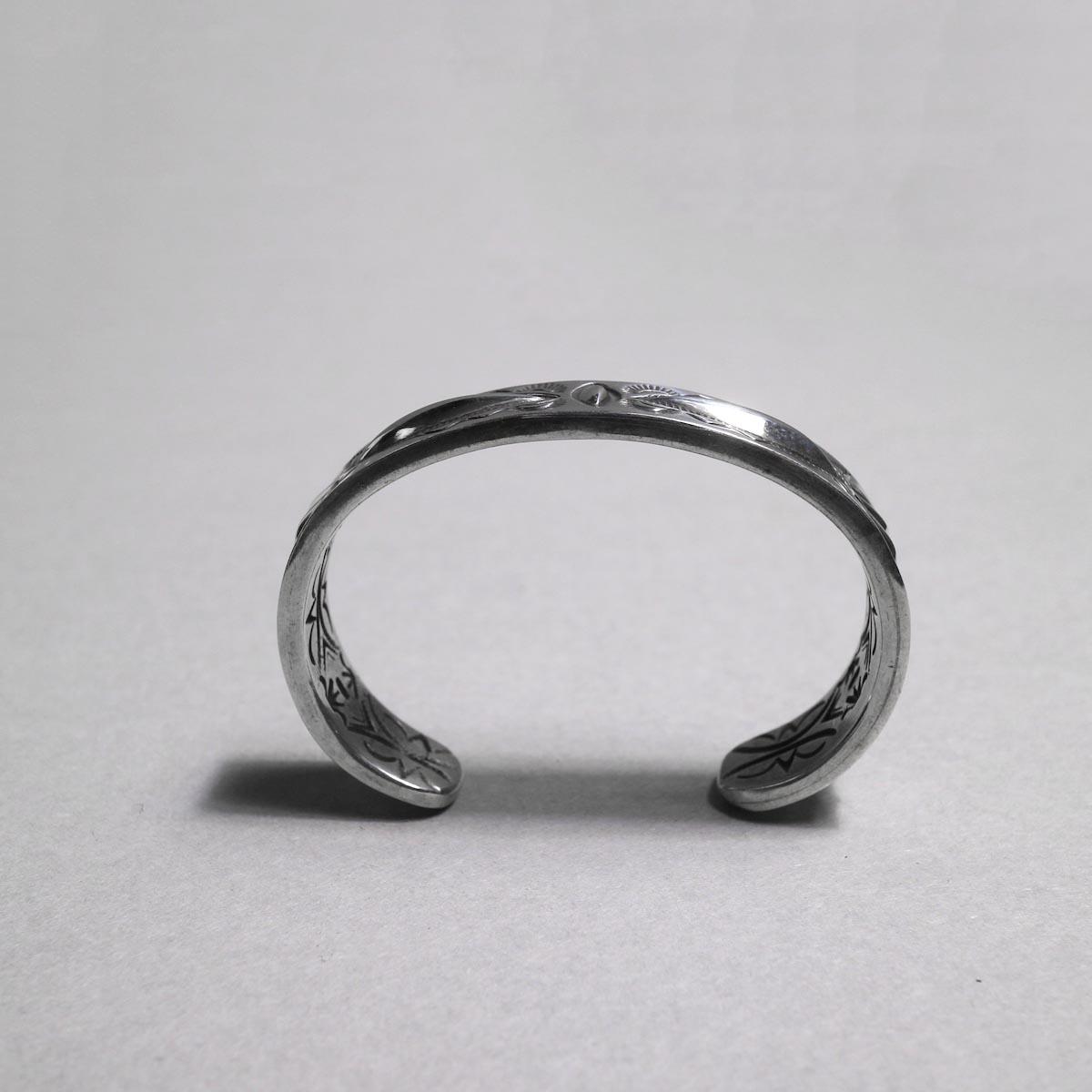 RAY ADAKAI / Double Stamp Bracelet (C) 全体