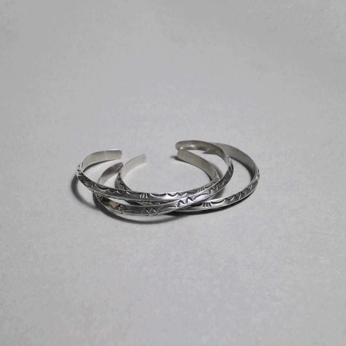 RAY ADAKAI / Triangle Bracelet Narrow (Womens)