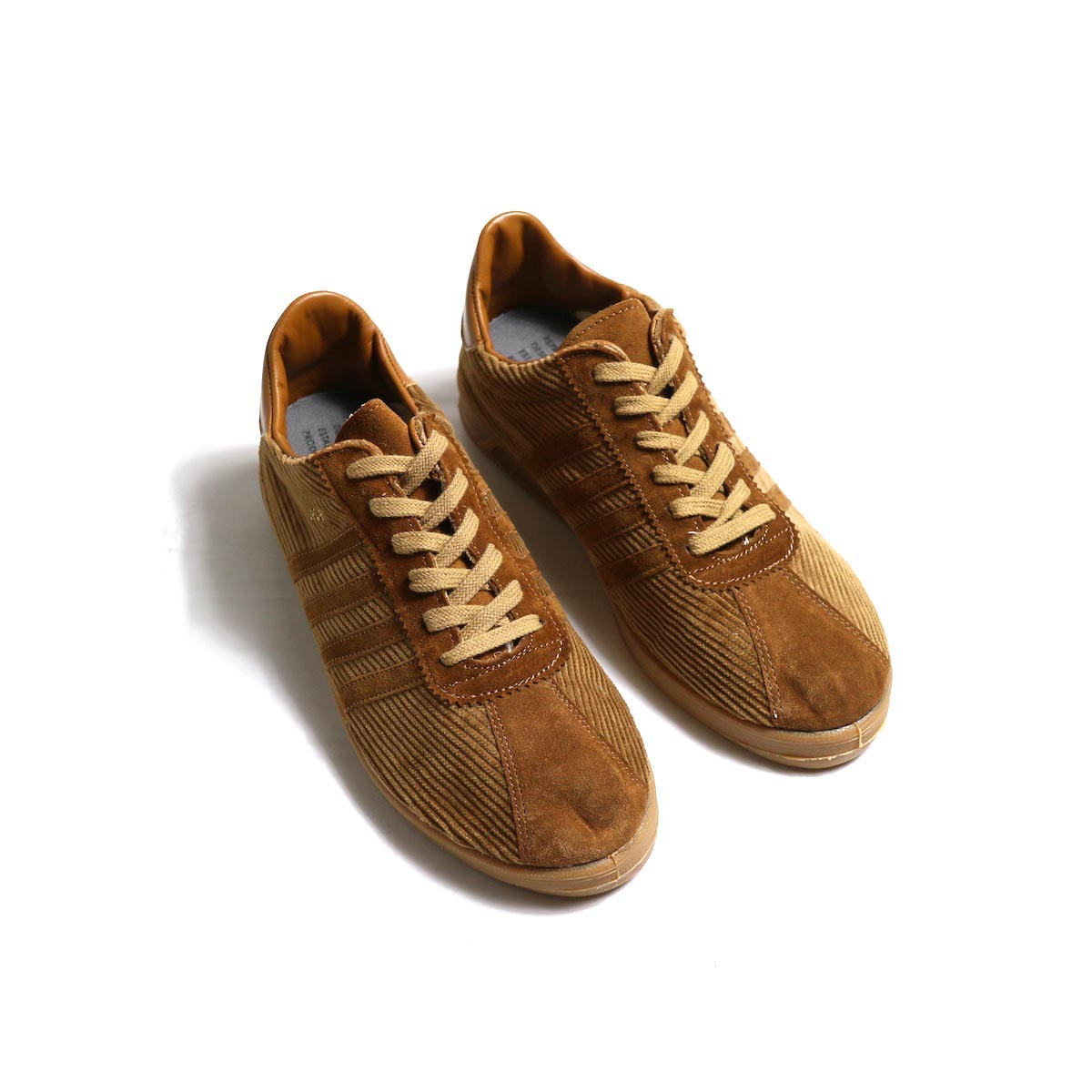 REPRODUCTION OF FOUND / RUSSIAN MILITARY TRAINER -Corduroy