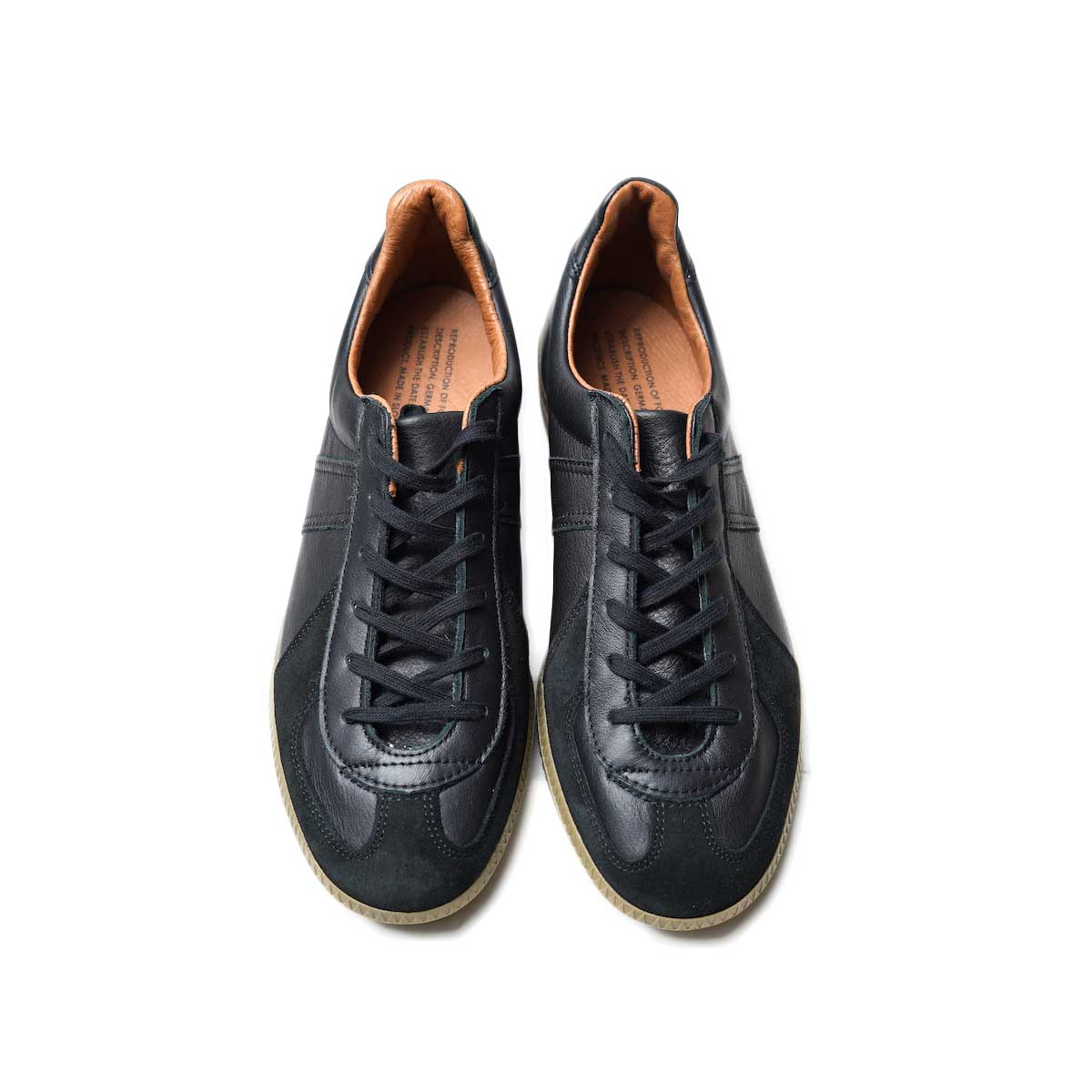 REPRODUCTION OF FOUND / GERMAN MILITARY TRAINER (Black)上