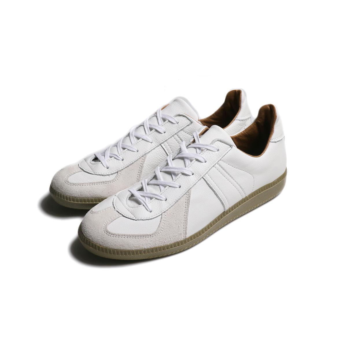 REPRODUCTION OF FOUND / GERMAN MILITARY TRAINER (White)