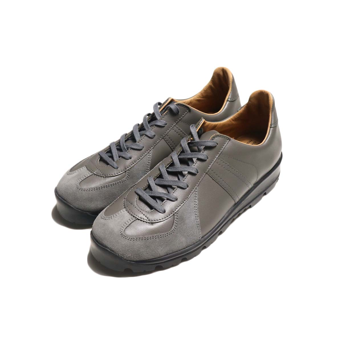REPRODUCTION OF FOUND / GERMAN MILITARY TRAINER (TACTICAL) (Dark Gray) 全体