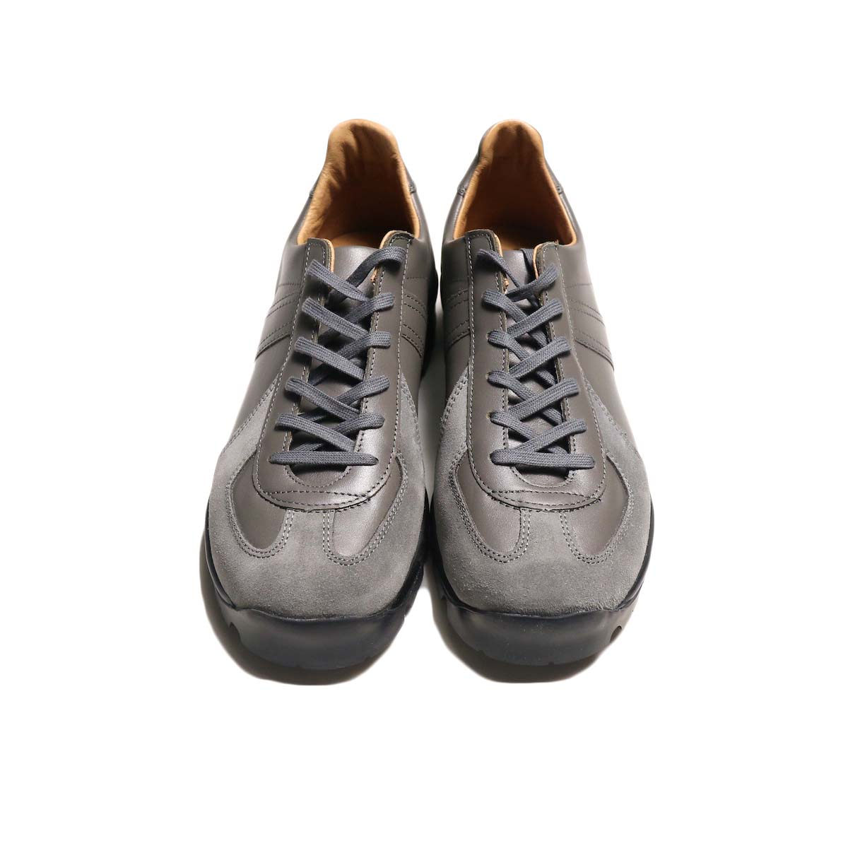 REPRODUCTION OF FOUND / GERMAN MILITARY TRAINER (TACTICAL) (Dark Gray) 正面