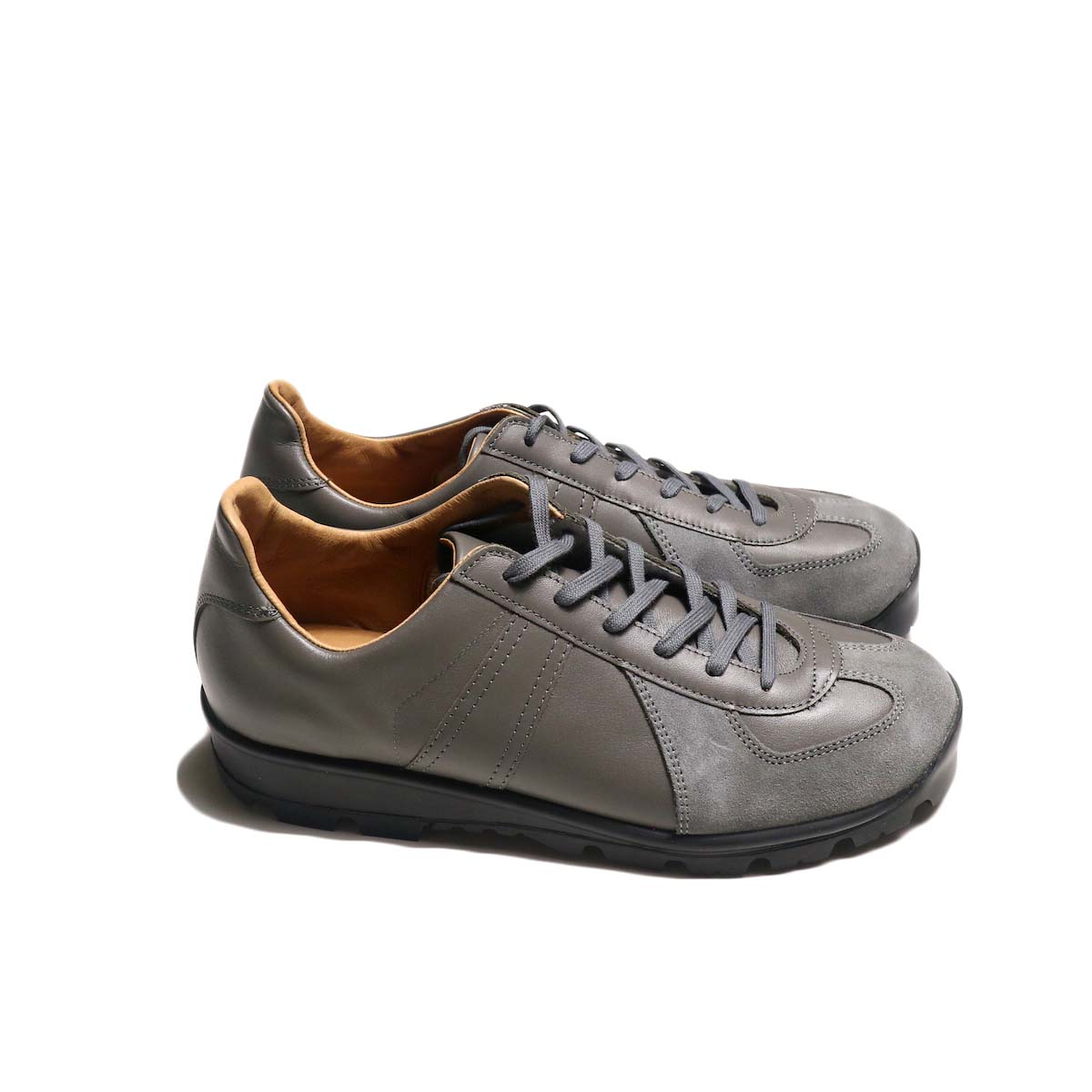 REPRODUCTION OF FOUND / GERMAN MILITARY TRAINER (TACTICAL) (Dark Gray) 側面