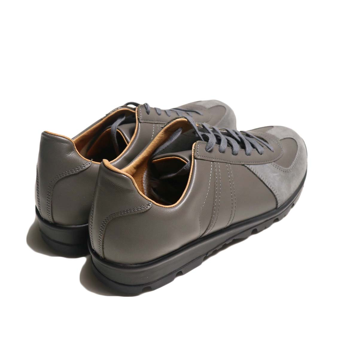 REPRODUCTION OF FOUND / GERMAN MILITARY TRAINER (TACTICAL) (Dark Gray) 背面