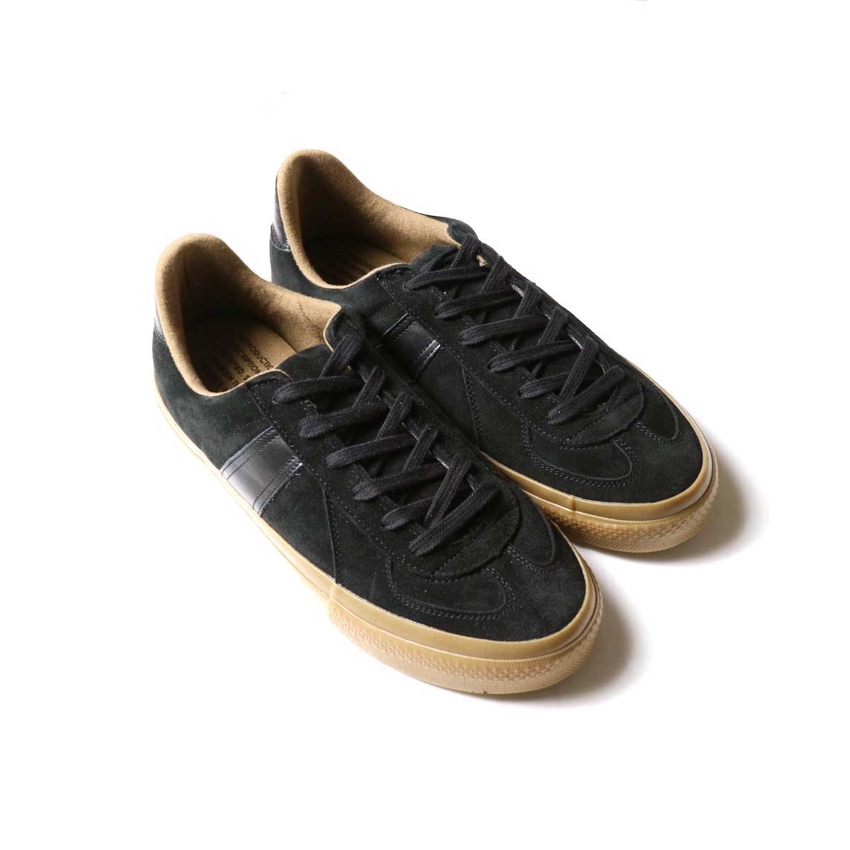REPRODUCTION OF FOUND / GERMAN MILITARY TRAINER (Black)全体