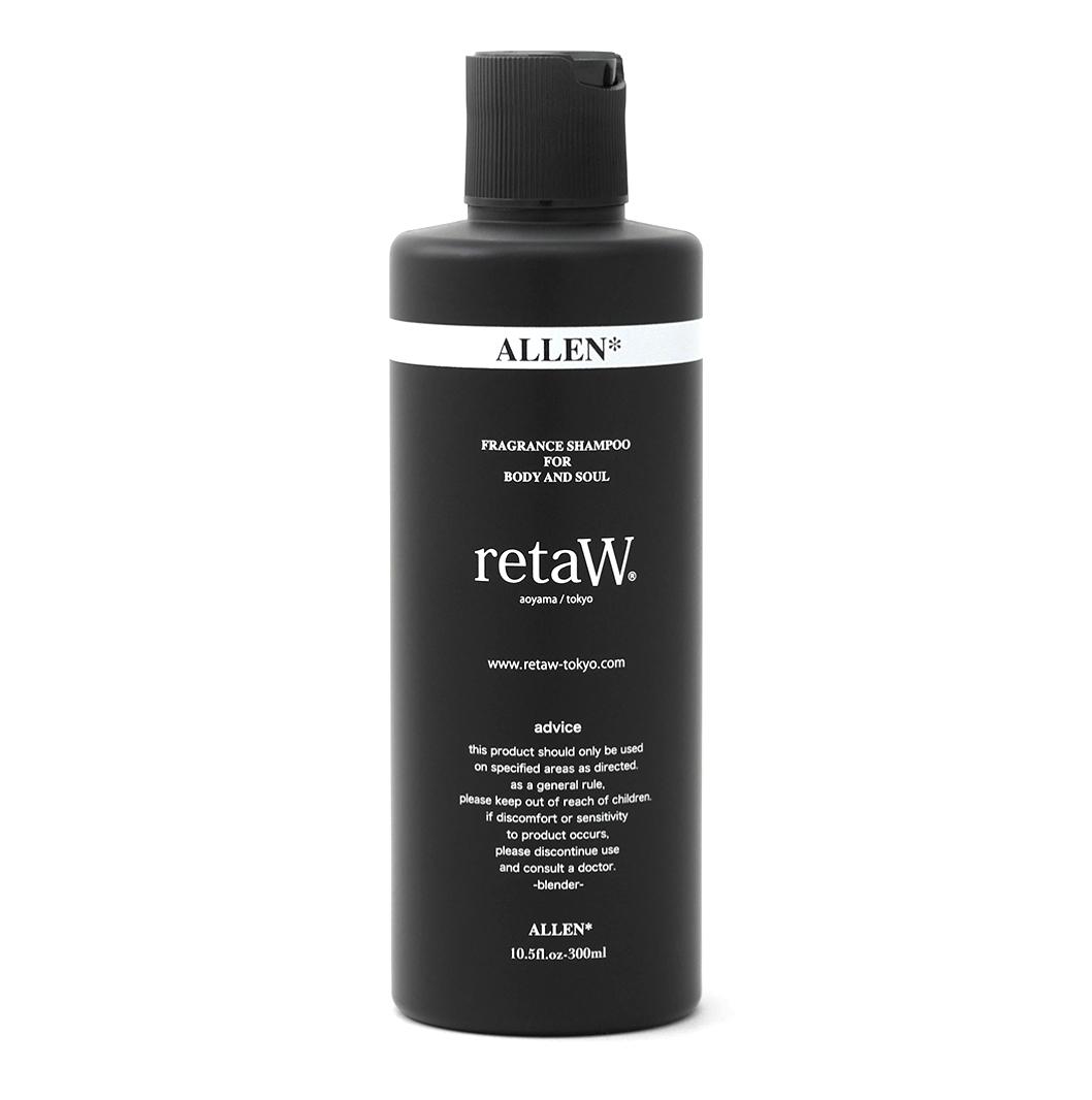 retaW / Body Shampoo -ALLEN