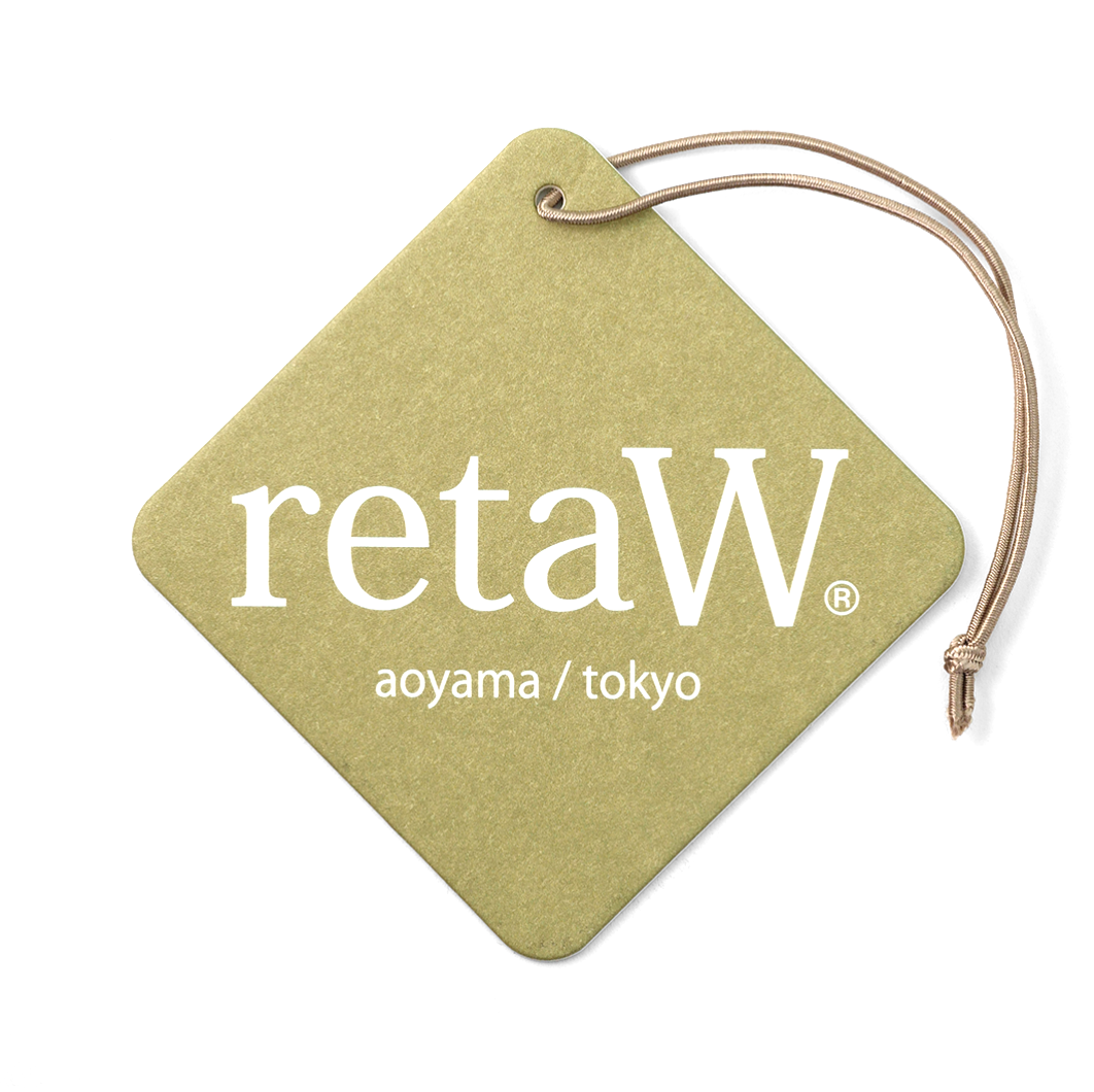retaW / Car Tag -EVELYN