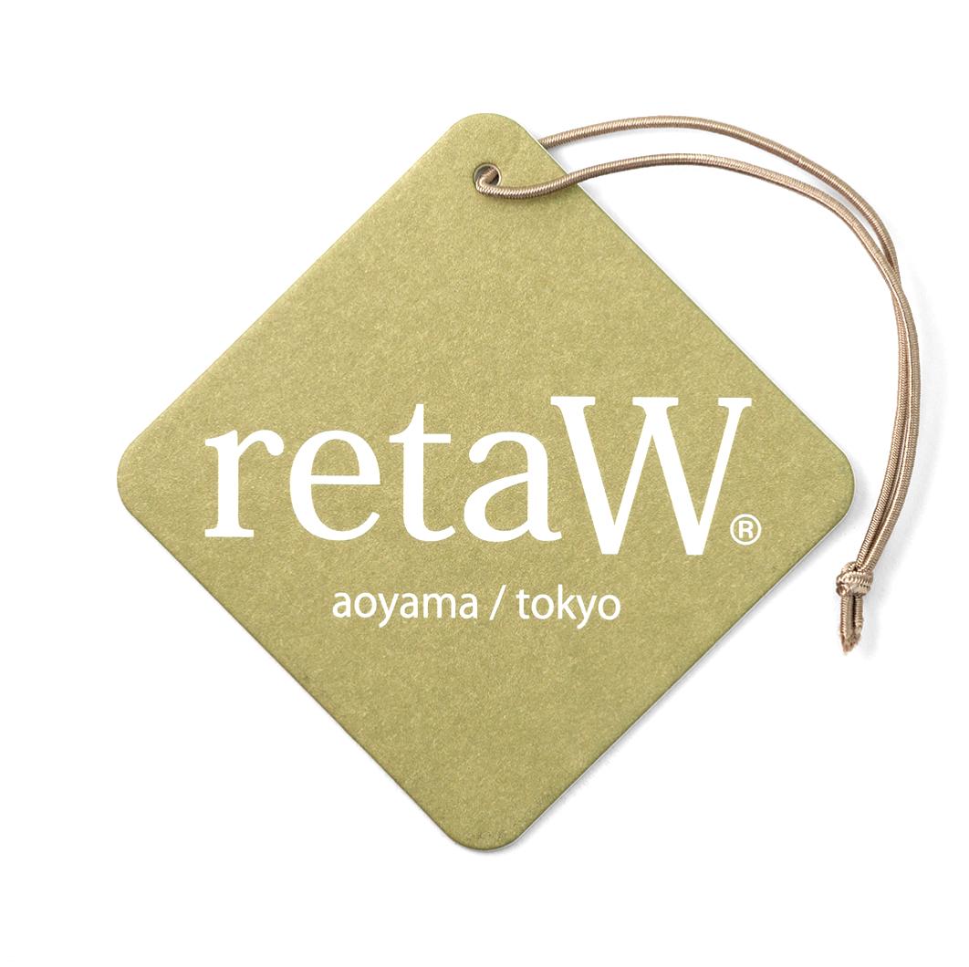 retaW / Car Tag -EVELYN