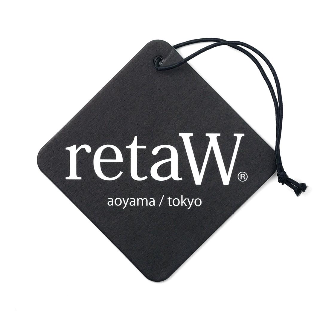 retaW / Car Tag -ALLEN