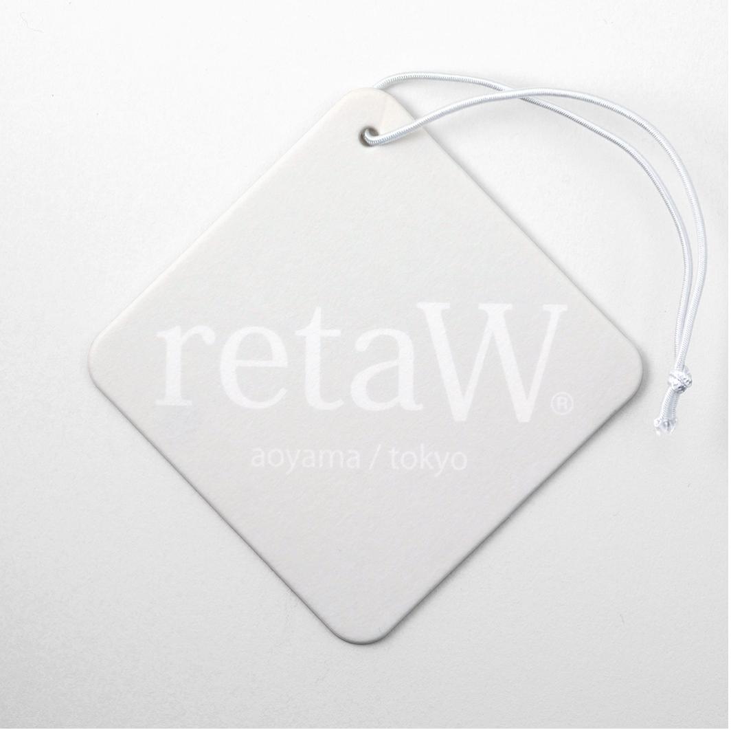 retaW / Car Tag -BARNEY