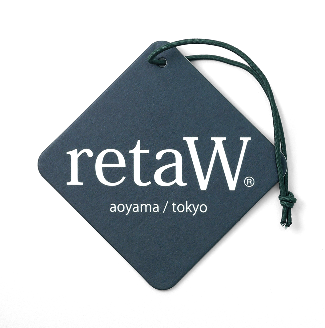 retaW / Car Tag -NATURAL MYSTIC
