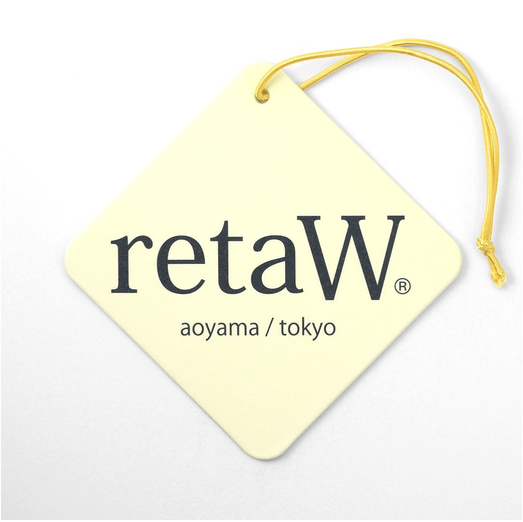 retaW / Car Tag -OYL