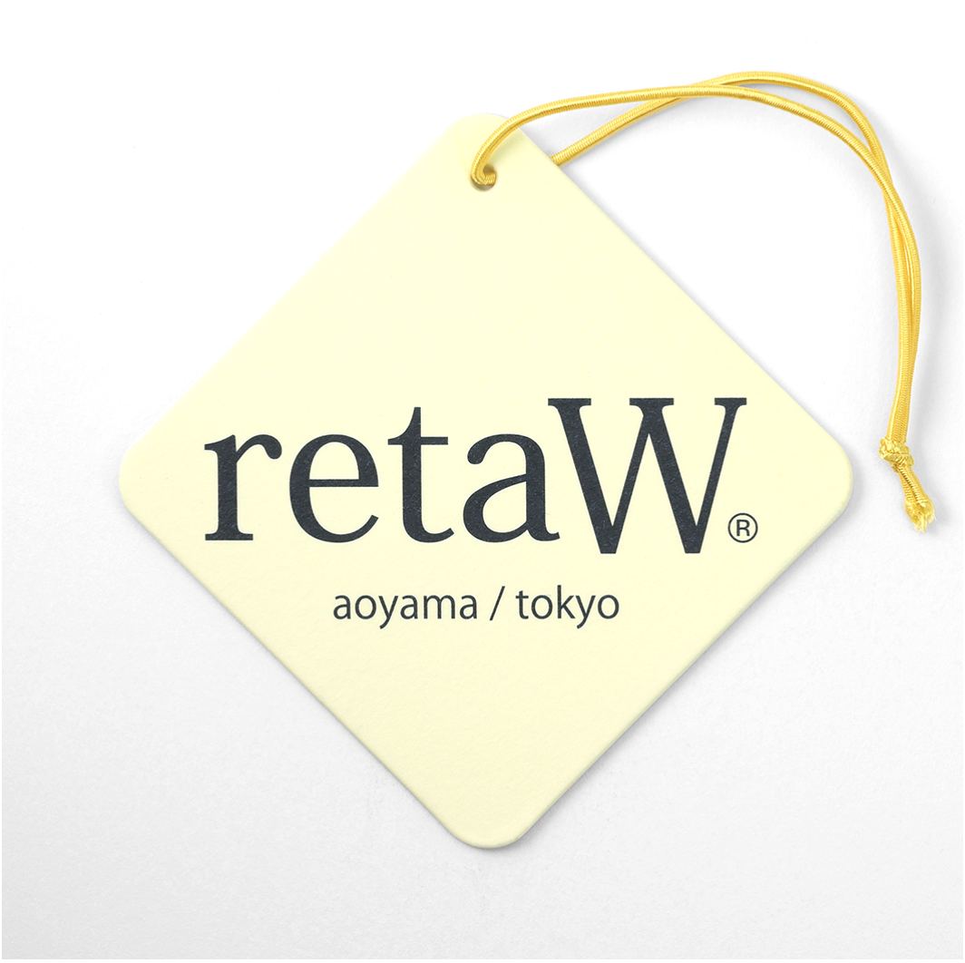 retaW / Car Tag -OYL