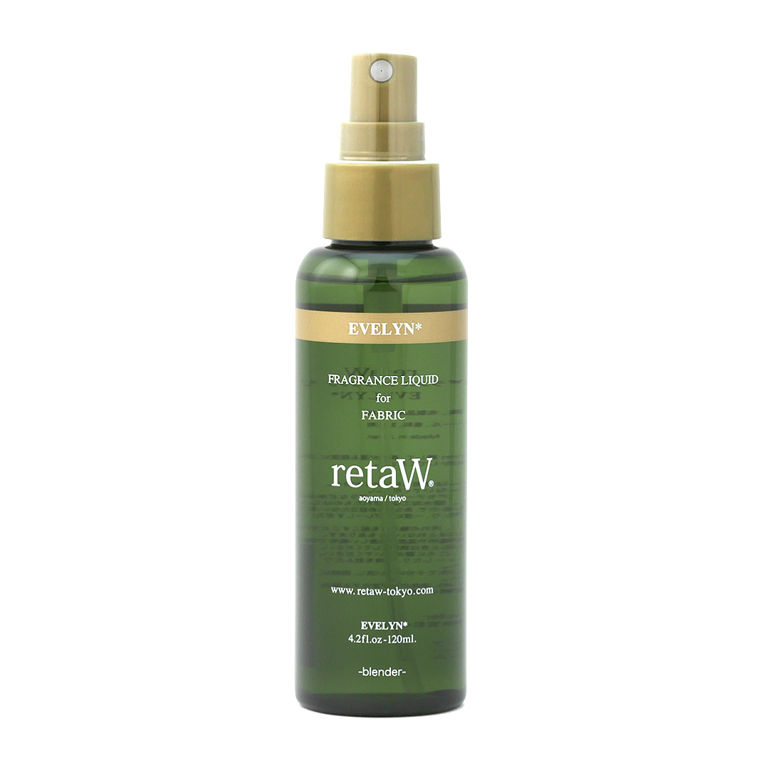 retaW / Fabric Liquid -EVELYN
