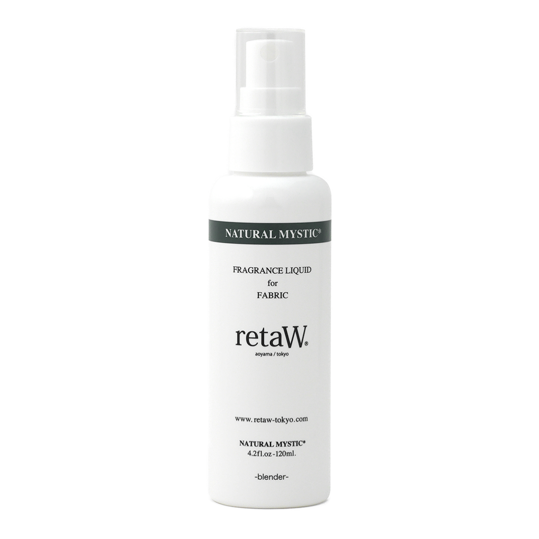 retaW / Fabric Liquid -NATURAL MYSTIC