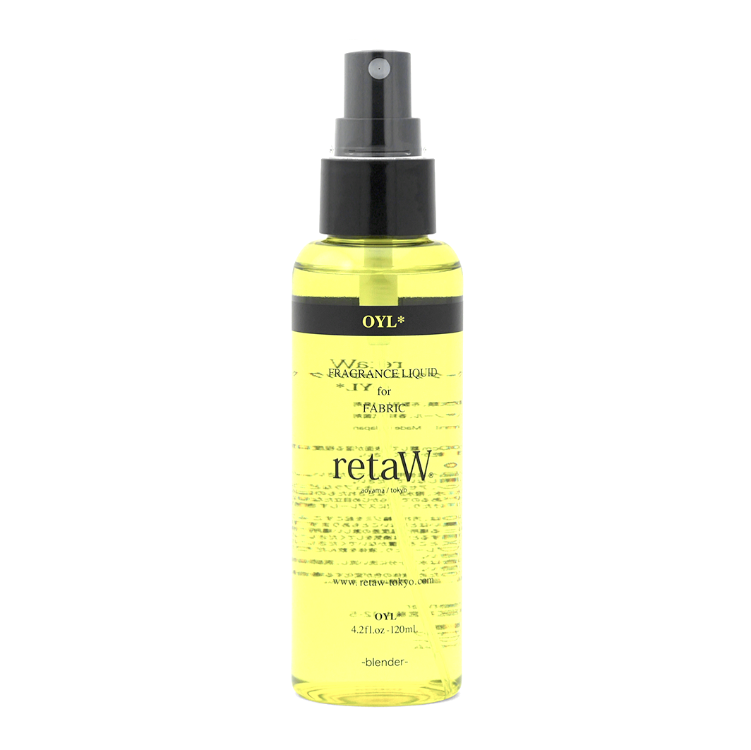retaW / Fabric Liquid -OYL