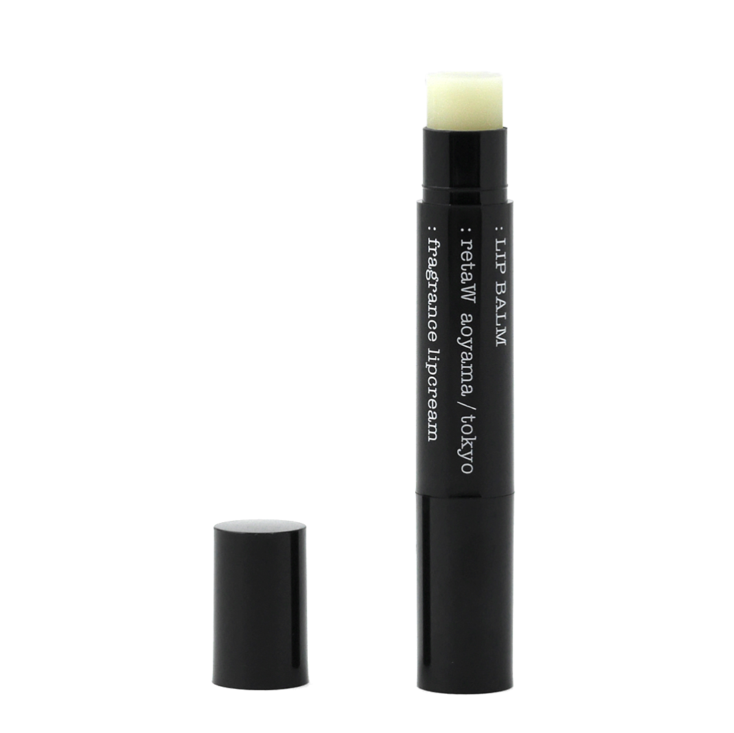 retaW / Lip Balm -fragment design (b)
