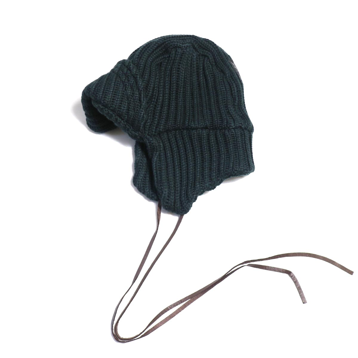 SOUTH2 WEST8 / Bomber Cap w/a Knit -OLIVE