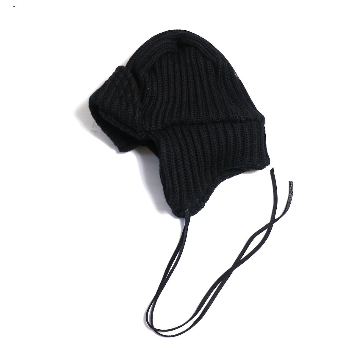 SOUTH2 WEST8 / Bomber Cap w/a Knit -BLACK