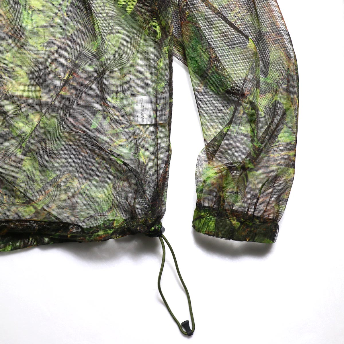 SOUTH2 WEST8 / Bush Shirt -Mesh Print (S2W8 Camo) 裾