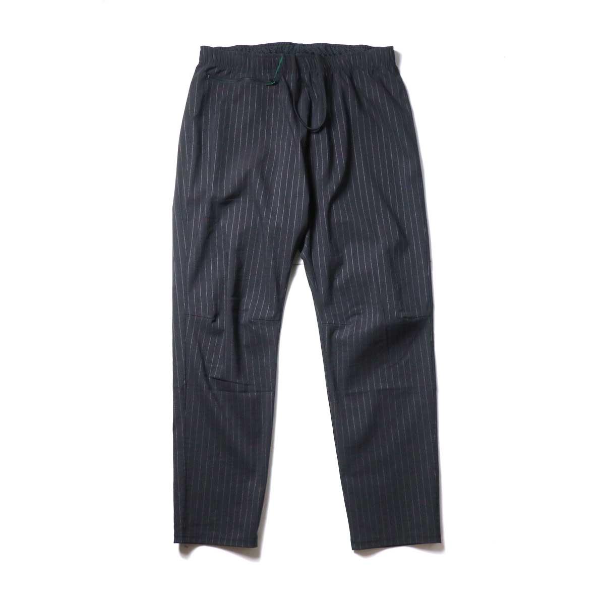 South2 West8 / 1P Cycle Pant - Stripe Cloth (Black)