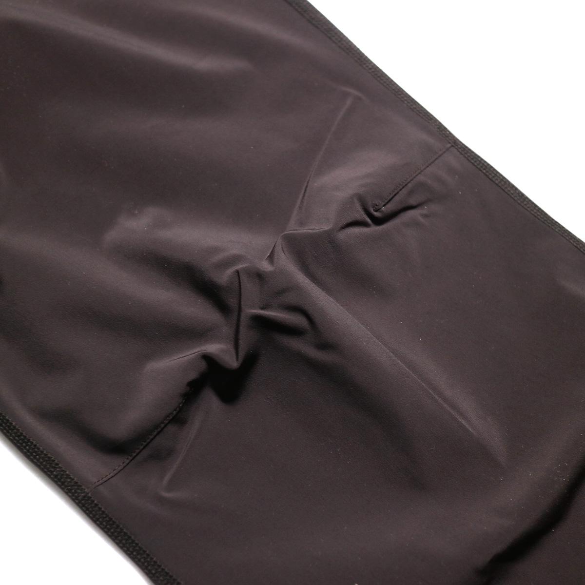 SOUTH2 WEST8 / 1P Cycle Pant-N/Pu Taffeta (Brown) 膝