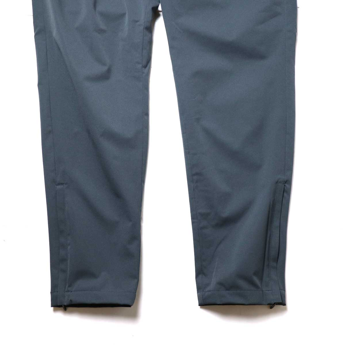 South2 West8 / Boulder Pant -Poly Stretch Twill (Charcoal)裾