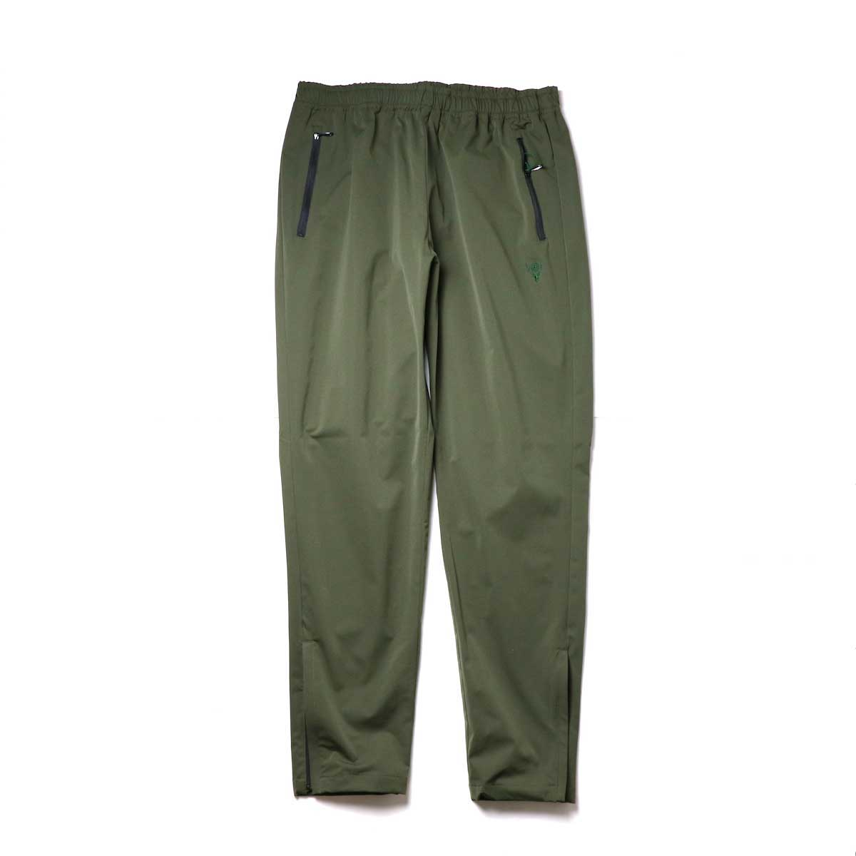South2 West8 / Boulder Pant -Poly Stretch Twill (Green)正面