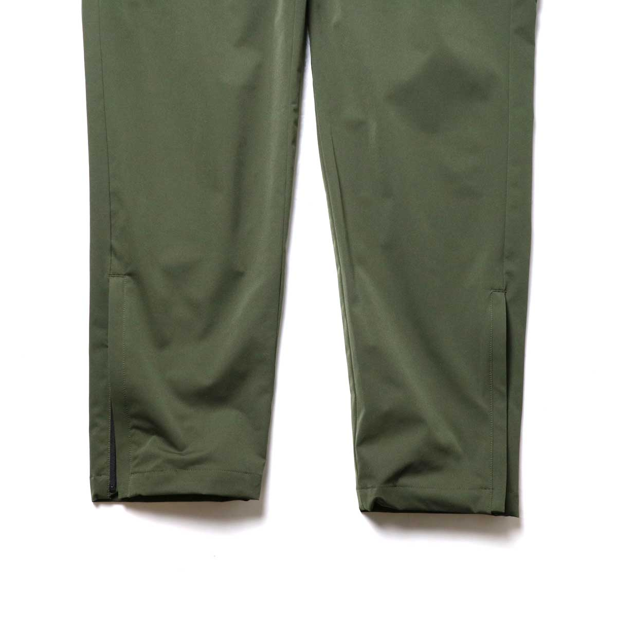 South2 West8 / Boulder Pant -Poly Stretch Twill (Green)裾