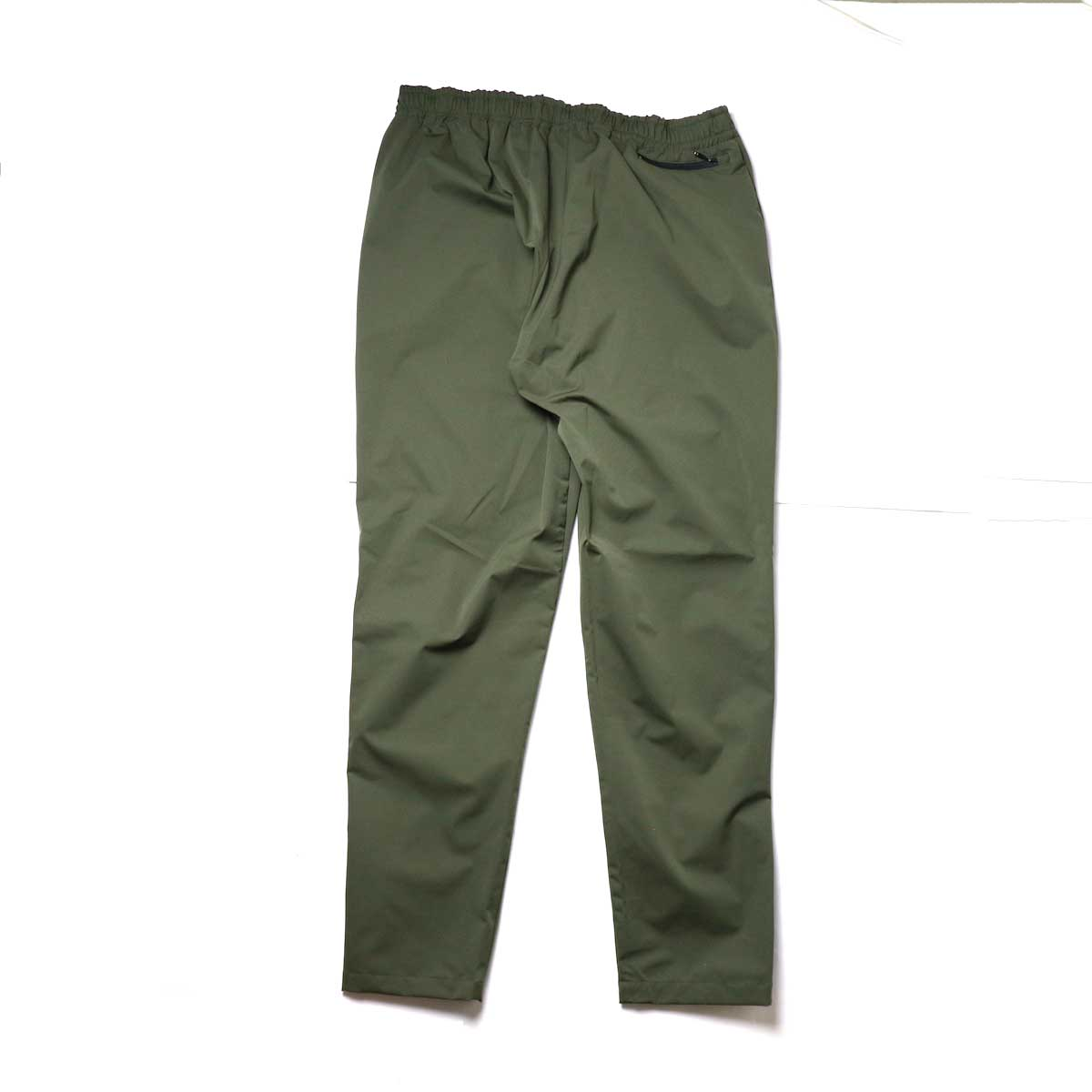 South2 West8 / Boulder Pant -Poly Stretch Twill (Green)背面