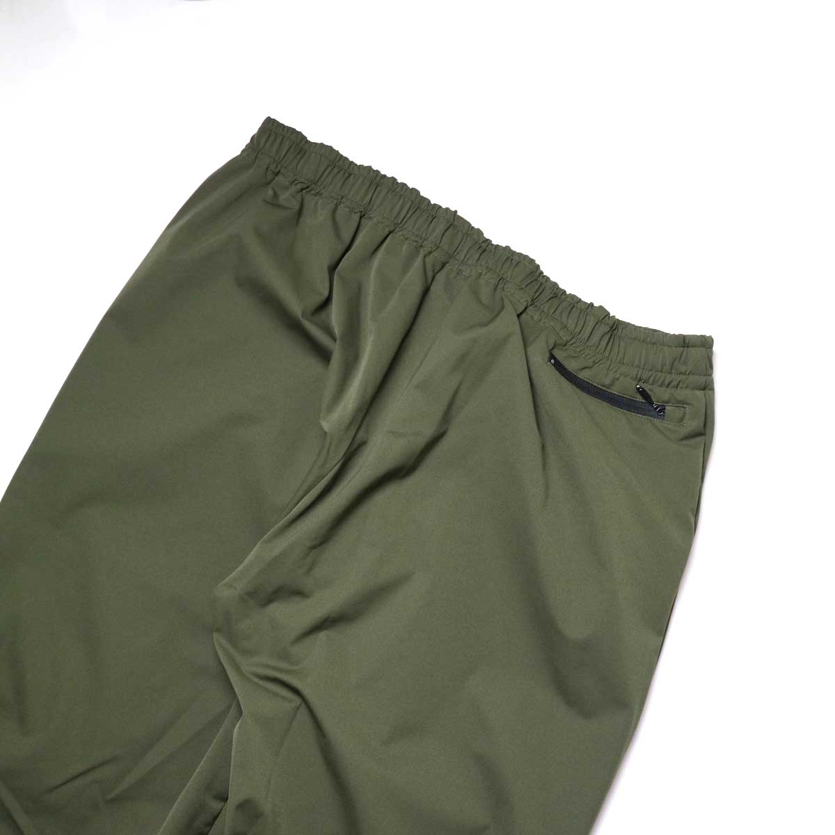 South2 West8 / Boulder Pant -Poly Stretch Twill (Green)ヒップポケット