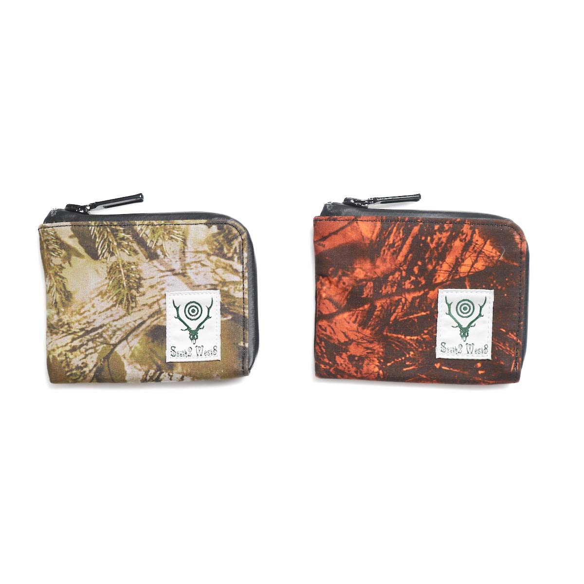 SOUTH2 WEST8 / Coin Case -S2W8 Camo / Water Proof