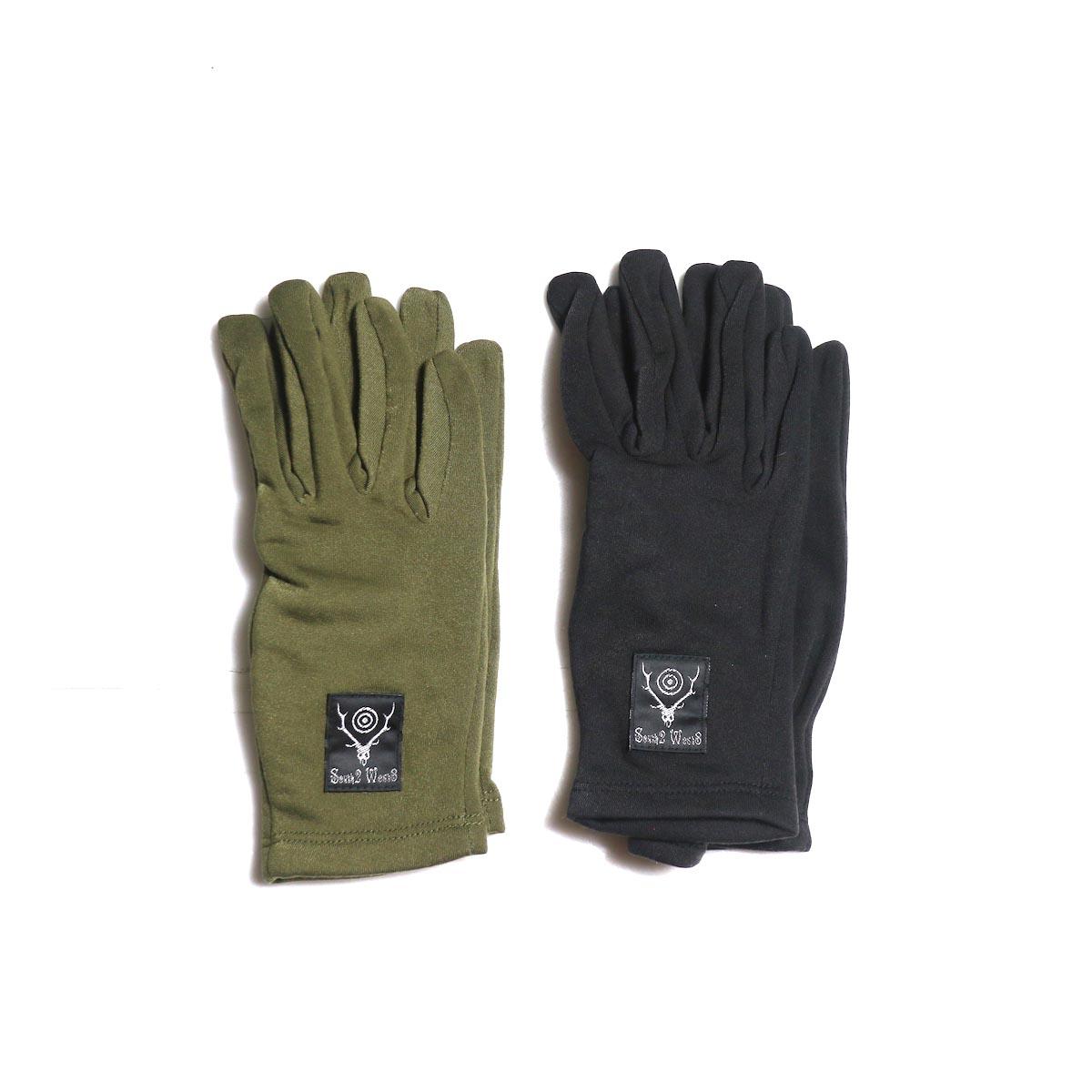 SOUTH2 WEST8 / Inner Glove -Poly Fleece