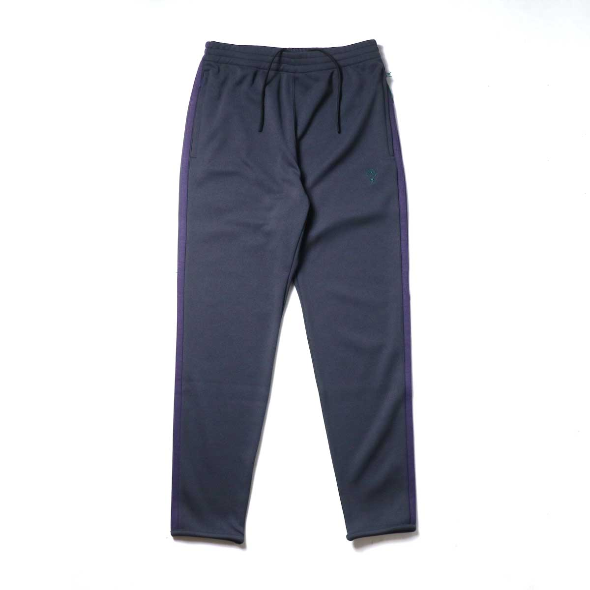 South2 West8 / Trainer Pant -Poly Smooth (Navy)